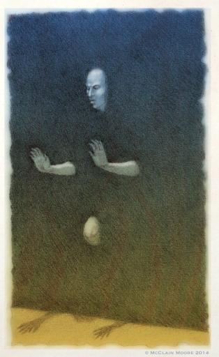 Stepping Through the Veil
