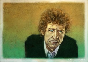 Bob Dylan, poet and songwriter
