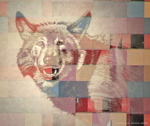 Wolf Patch copy