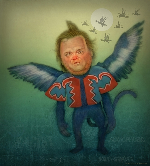 Flying Monkey, Steve Bannon