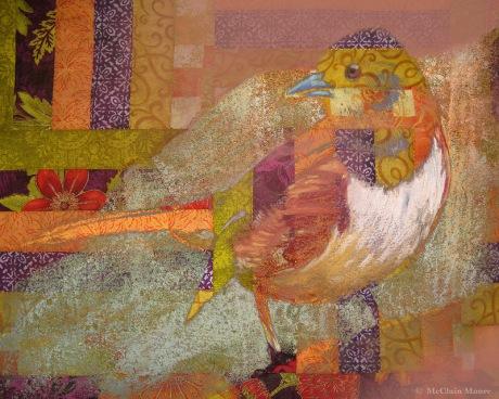 Quilt Bird