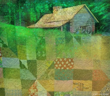 Appalachia Quilted