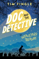 Doc and the Detective children's book cover