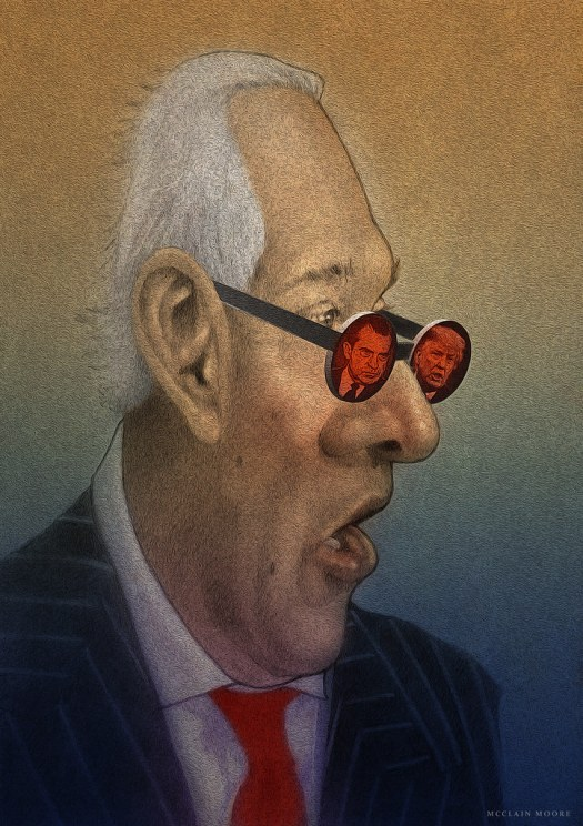 Roger Stone, Rose Colored Glasses